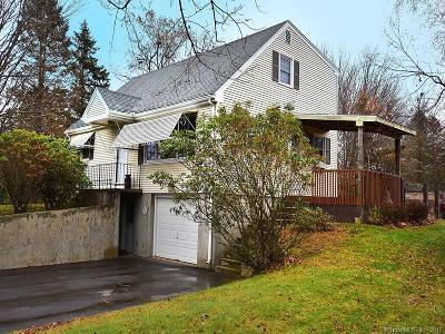 Tolland Single Family Home For Sale: 11 Elgin Drive