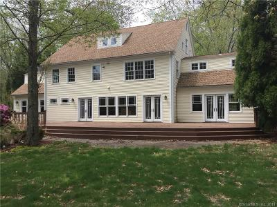 Old Lyme Single Family Home For Sale: 12 Riverbend Road