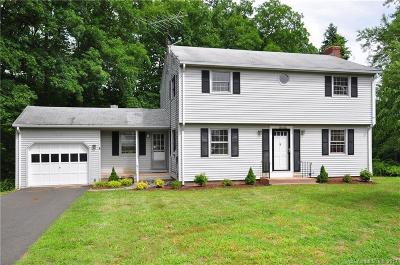 Windsor CT Single Family Home For Sale: $244,900