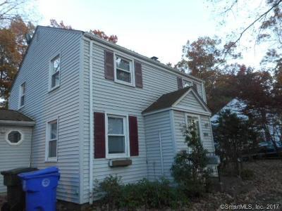 East Hartford Single Family Home For Sale: 164 Oak Street