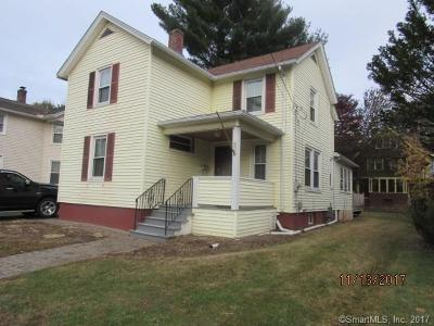 New Britain Single Family Home For Sale: 50 Liberty Street