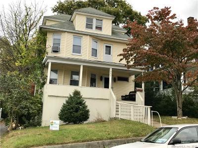 Bridgeport Single Family Home For Sale: 361 Gurdon Street