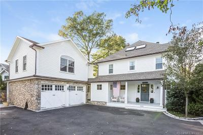 Norwalk Single Family Home For Sale: 264 Rowayton Avenue