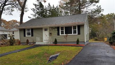 West Haven Single Family Home For Sale: 221 3rd Avenue