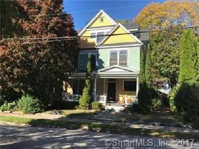Norwich Rental For Rent: 21 Lincoln Avenue