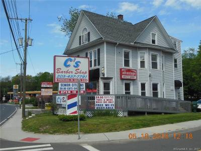 Waterbury Multi Family Home For Sale: 131 Homer Street