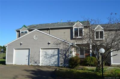 Hamden Condo/Townhouse For Sale: 255 Pine Rock Avenue #7