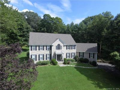 New Canaan Single Family Home For Sale: 24 Twin Pond Lane