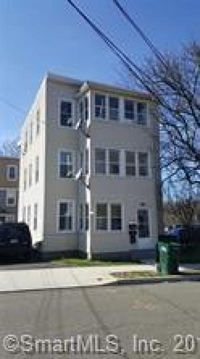 Meriden Multi Family Home For Sale: 218 Hobart Street