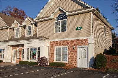East Windsor Condo/Townhouse For Sale: 4 Pasco Drive #D