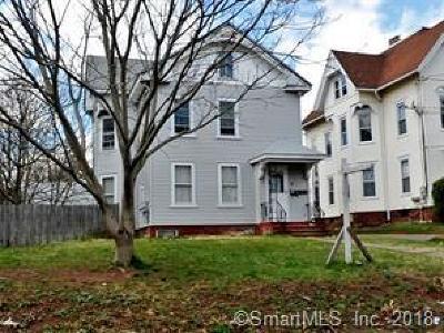 Meriden Multi Family Home For Sale: 79 Linsley Avenue