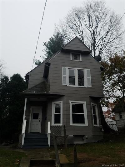 Waterbury Single Family Home For Sale: 125 Park Road