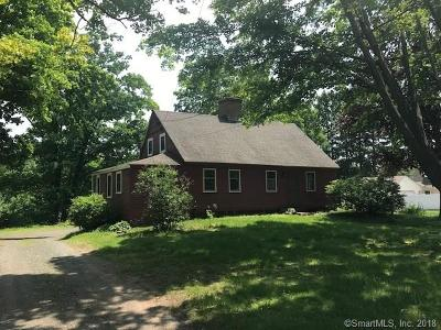 Rocky Hill Single Family Home For Sale: 3330 Main Street