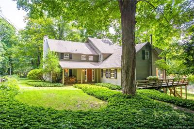 Woodbury Single Family Home For Sale: 79 Nettleton Hollow Road