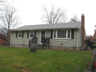Newington Single Family Home For Sale: 42 Brookside Road