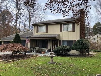 Stamford Single Family Home For Sale: 614 Wire Mill Road