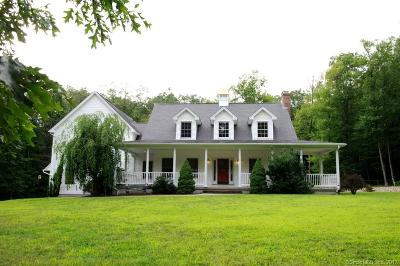 Southington Single Family Home For Sale: 177 Mariondale Drive