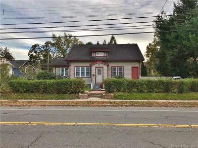 West Hartford Single Family Home For Sale: 1137 Boulevard