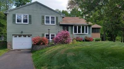 Tolland County, Windham County Single Family Home For Sale: 59 Riverside Drive