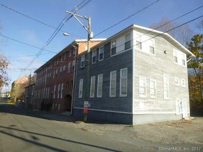 Litchfield County Condo/Townhouse For Sale: 83 West Street #5