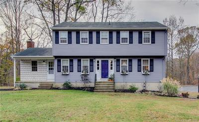 Branford Single Family Home For Sale: 49 Ridge Acres Road