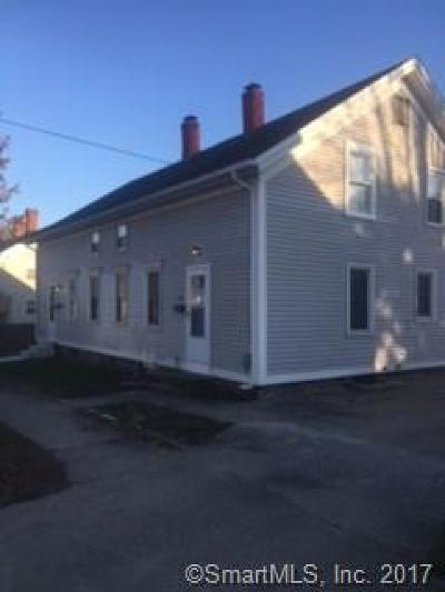 Norwich Rental For Rent: 23 South A Street