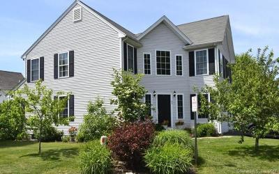 East Granby Condo/Townhouse For Sale: 63 Schoolhouse Landing #63