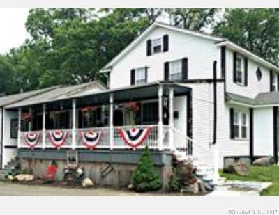 Tolland County, Windham County Rental For Rent: 343 Hall Hill Road