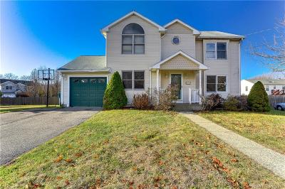 Hamden CT Single Family Home For Sale: $245,000