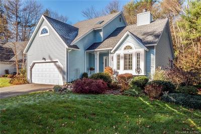 Simsbury Single Family Home For Sale: 12 Edgewood Ct.