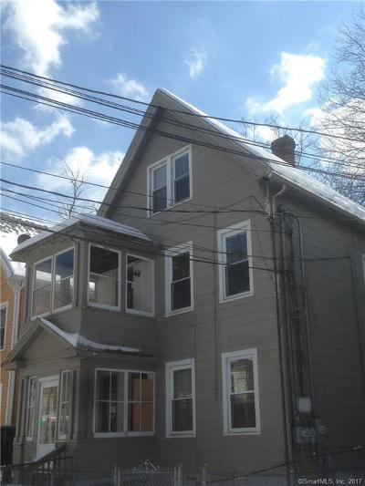 New Haven Multi Family Home For Sale: 156 Read Street