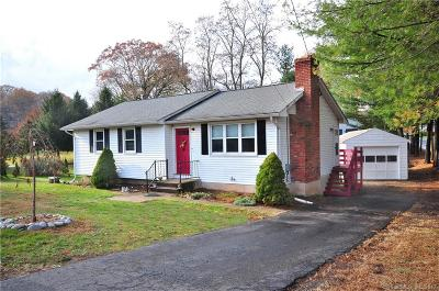 Meriden Single Family Home For Sale: 524 Gracey Avenue