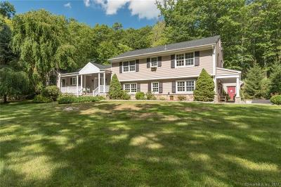 Wilton Single Family Home For Sale: 262 Linden Tree Road