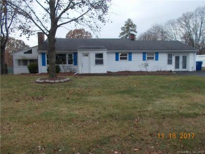 Farmington Single Family Home For Sale: 35 Maple Ridge Drive