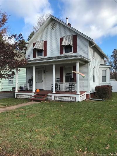 Vernon Single Family Home For Sale: 9 Chamberlain Street