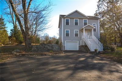 Norwich Single Family Home For Sale: 85 Roosevelt Avenue