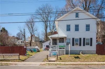 New Britain Single Family Home For Sale: 118 Clark Street