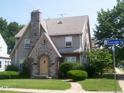Bridgeport Single Family Home For Sale: 1500 Norman Street