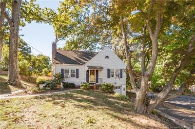 Wallingford Single Family Home For Sale: 5 Lincoln Avenue