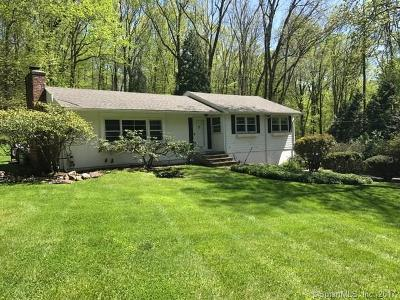 Westport Single Family Home For Sale: 14 Catamount Road
