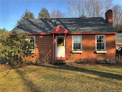 Tolland County, Windham County Single Family Home For Sale: 35 Macht Road