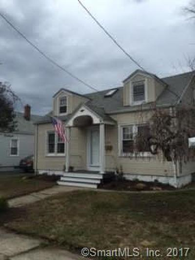 Bridgeport Single Family Home For Sale: 256 Jackson Avenue