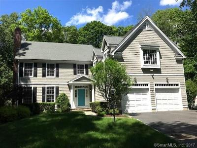 Fairfield Single Family Home For Sale: 50 Aspetuck Falls