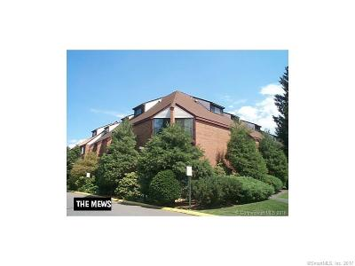 West Hartford Condo/Townhouse For Sale: 42 North Main Street #59
