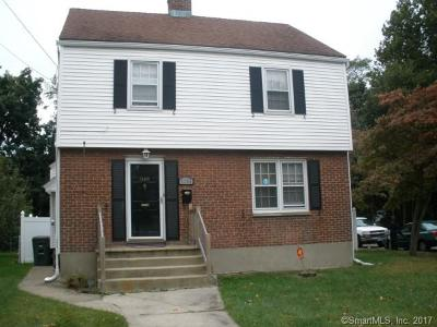 Bridgeport Single Family Home For Sale: 1185 Wood Avenue