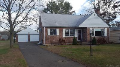 Cromwell Single Family Home For Sale: 2 Grove Road