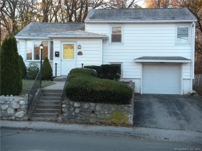 Waterbury Single Family Home For Sale: 92 Jersey Street