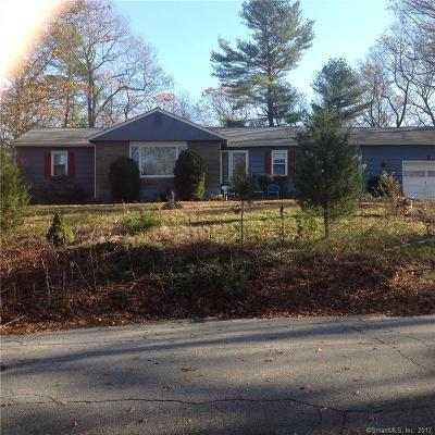 Ledyard Single Family Home For Sale: 18 Van Tassel Drive