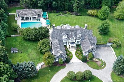 Fairfield County Single Family Home For Sale: 20 Andrews Farm Road