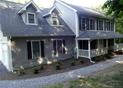 Ledyard Single Family Home For Sale: 14 Sherwood Trace